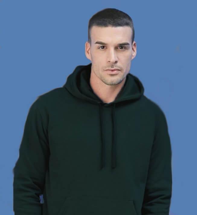 Kapucnis pulóver többféle méretben és színben a T-shirts.hu-n e797115949