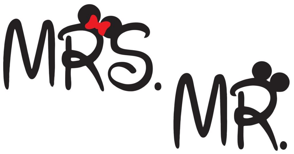 Páros póló - népszerű a Mrs és Mr párosítás.