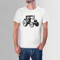 Agrármérnök póló - traktor mintájával az agrárium szerelmeseinek ajánljuk