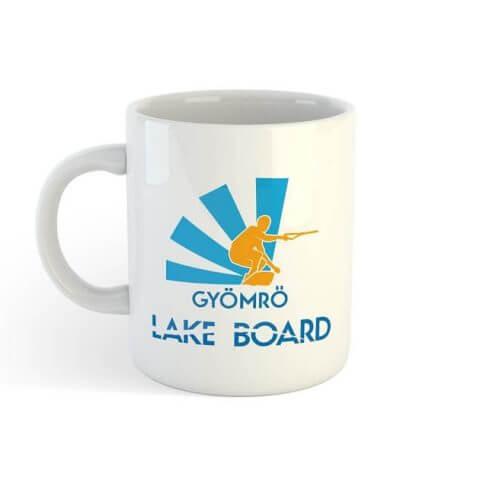 Lake board bögre