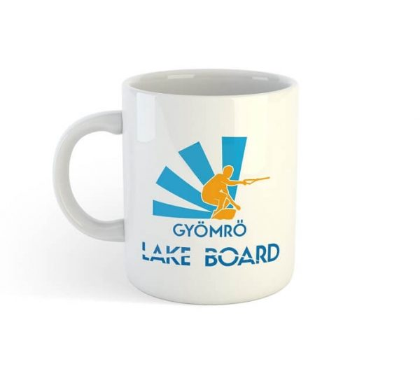 Lake board bögre