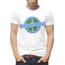 Hulladékvadász póló nem csak környezetbarátoknak