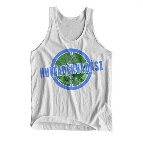 Hulladékvadász trikó öko-tex környezetbarát termék