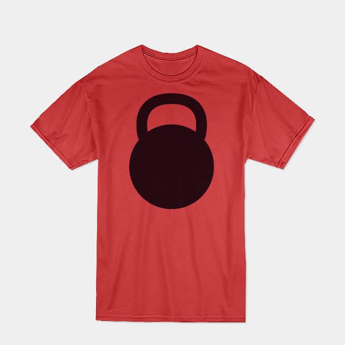 Kettlebell póló terméket kőkemény sportolófiguráknak ajánljuk