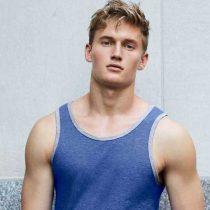 Férfi trikó laza, sportos és egyben laza nyári viselet minden hölgynek