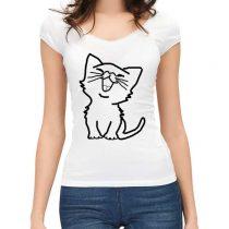Cicás póló remek ajándék barátaid, szeretteid számára a T-shirts.hu -ról
