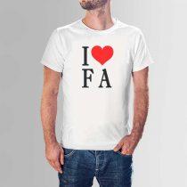 I love Fa pólóminta minden környezetbarát embernek ajánljuk.