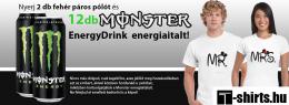t-shirts.hu monster nyereményjáték